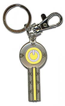 Vividred Operation Key Chain - Himawari's Operation Metal