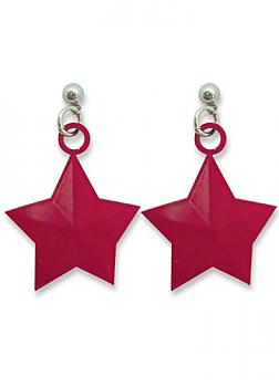 Sailor Moon Earrings - Sailor Mars