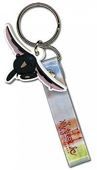 xxxHOLiC Key Chain - Black Mokona with Strap