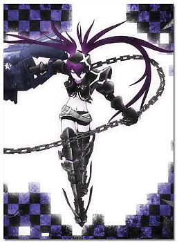 Black Rock Shooter Glue Bound Notebook - Black Rock Shooter Insane
