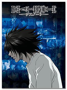 Death Note Glue Bound Notebook - L