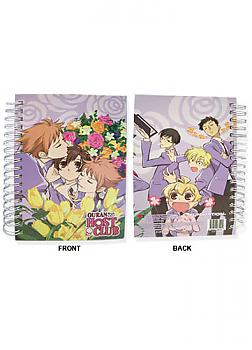 Ouran High School Host Club Hardcover Notebook