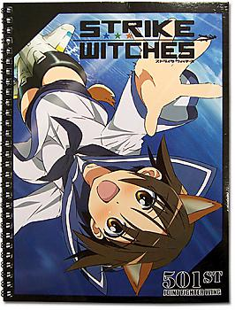 Strike Witches Spiral Notebook - Group