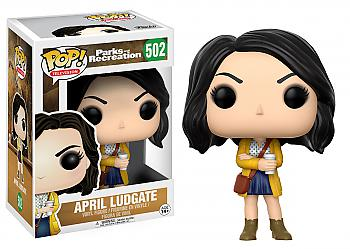 Parks and Recreation POP! Vinyl Figure - April Ludgate