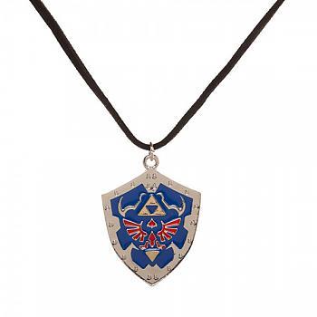 Zelda Necklace - Hylian Shield