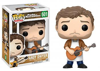 Parks and Recreation POP! Vinyl Figure - Andy Dwyer
