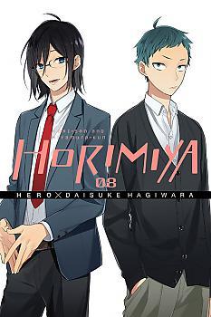 Horimiya Manga Vol.   8