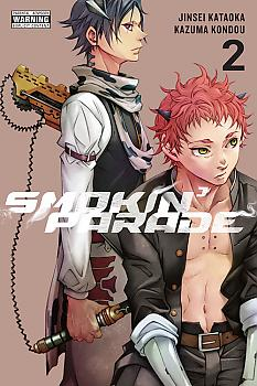 Smokin' Parade Manga Vol.   2