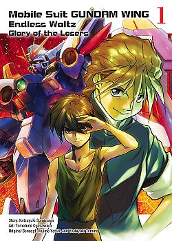 Gundam Wing Manga Vol. 1