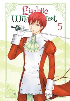 Liselotte & Witch's Forest Manga Vol. 5