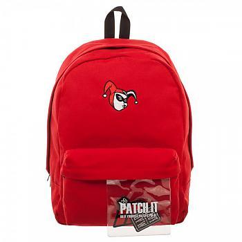 Batman Backpack - Harley Quinn Patch It
