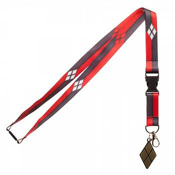 Batman Lanyard - Harley Quinn Suit Up
