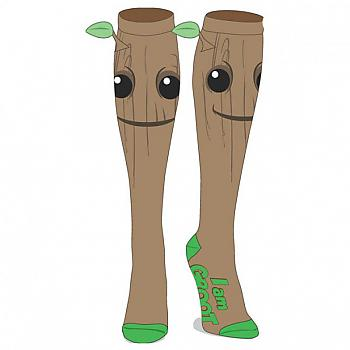 Guardians of the Galaxy Knee Socks - Groot