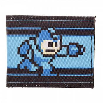 Megaman Bifold Wallet - 8-Bit Sublimated