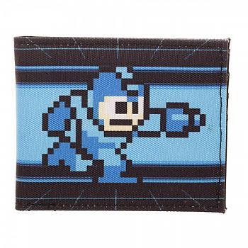 Megaman Bifold Wallet - 8-Bit Sublimated
