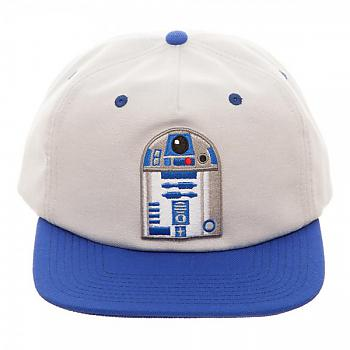Star Wars Cap - R2D2 Oxford Snapback