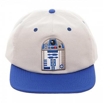 Star Wars Cap - R2D2 Oxford Snapback