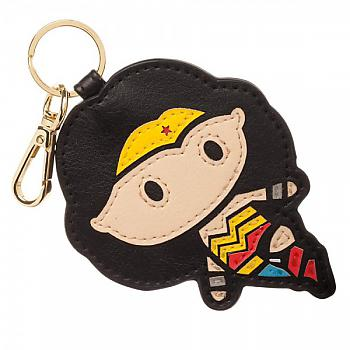 Wonder Woman Key Chain - Wonder Woman PU