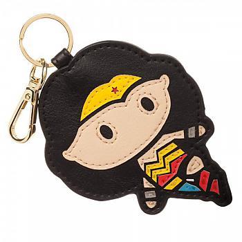 Wonder Woman Key Chain - Wonder Woman PU