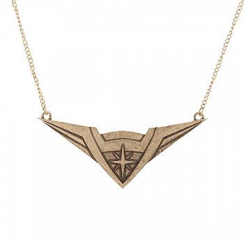 Wonder Woman Necklace - Tiara