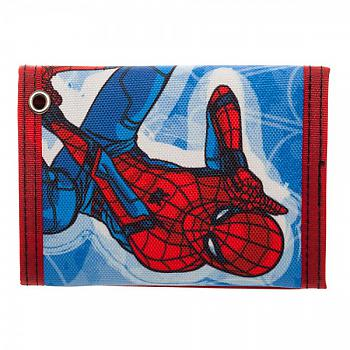 Spiderman Homecoming Trifold Wallet - Velcro W/ Rubber Patch