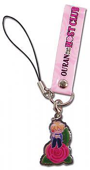 Ouran High School Host Club Phone Charm