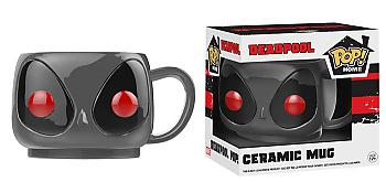 Deadpool POP! Home Ceramic Mug - Deadpool X-Force Head