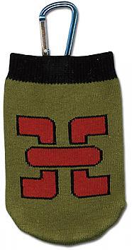 Deadman Wonderland Phone Bag - Prison Logo Knitted