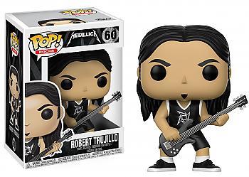 Metallica POP! Vinyl Figure - Robert Trujillo