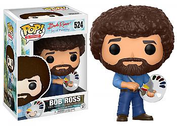 POP! Television POP! Vinyl Figure - Bob Ross