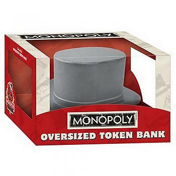 Monopoly: Hat Oversized Token Figure Bank