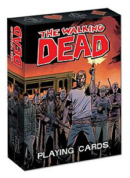 Playing Cards: Walking Dead