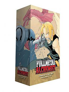 FullMetal Alchemist Empty Box Set for Vol. 1-27 Manga