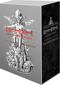 Death Note (All-in-One Edition) Manga