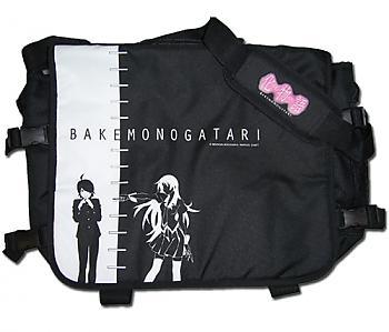Bakemonogatari Messenger Bag - Hitagi & Araragi