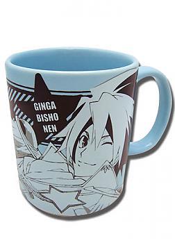Star Driver Mug - Galactic Pretty Boy