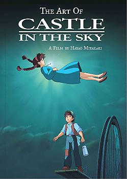 Studio Ghibli Art Book - Art of Castle in the Sky