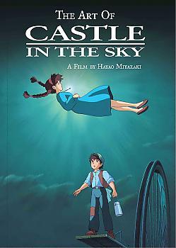 Studio Ghibli Art Book - Art of Castle in the Sky