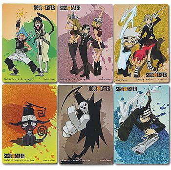 Soul Eater Sticker - Foil  Pack