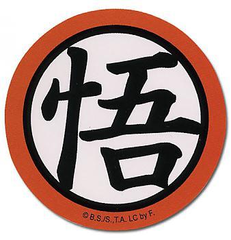 Dragon Ball Z 3.25'' Sticker - Goku Symbol
