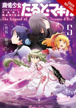 Puella Magi Tart Magica Manga Vol. 5: The Legend of Jeanne d'Arc