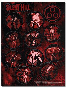 Silent Hill Sticker - Homecoming Monster