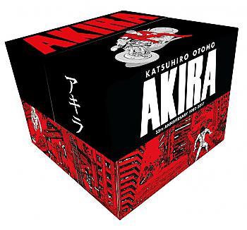 Akira: 35th Anniversary Manga Box Set