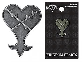 Kingdom Hearts Pins - Heartless Crest