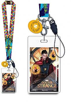 Doctor Strange Movie Lanyard - Eye Of Agamotto