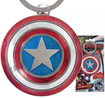 Avengers 2 Age of Ultron Key Chain - Captain America Shield