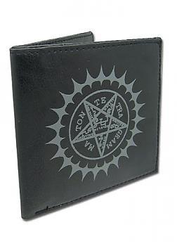 Black Butler Wallet - Logo