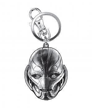 Avengers 2 Age of Ultron Key Chain - Ultron Prime Head Silver Pewter