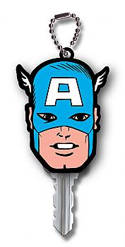 Captain America Key Cap - Captain America Head