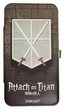 Attack on Titan Hinge Wallet - Cadet Corps